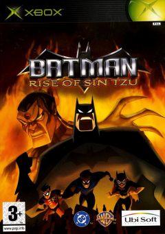 Jaquette de Batman : Rise of Sin Tzu Xbox