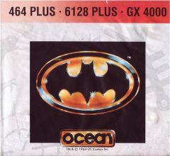 Jaquette de Batman (Amstrad CPC) Amstrad CPC