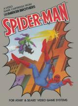 Jaquette de Spider-Man (Atari 2600) Atari 2600
