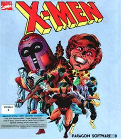 Jaquette de X-Men : Madness in Murderworld Commodore 64