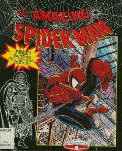 Jaquette de The Amazing Spider-Man (Original) Amiga