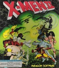 Jaquette de X-Men II : Fall of the Mutants PC