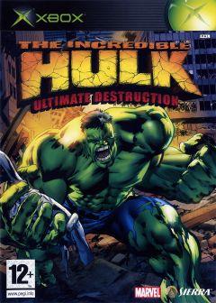 Jaquette de The Incredible Hulk : Ultimate Destruction Xbox