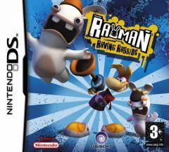 Jaquette de Rayman contre les Lapins Crétins DS