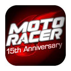 Jaquette de Moto Racer 15th Anniversary iPad