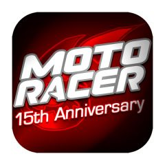 Jaquette de Moto Racer 15th Anniversary iPhone, iPod Touch