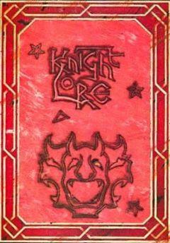 Jaquette de Knight Lore Amstrad CPC