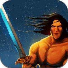 Jaquette de Barbarian : The Death Sword iPad