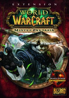 Jaquette de World of Warcraft : Mists of Pandaria PC