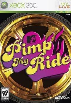 Jaquette de Pimp My Ride Xbox 360