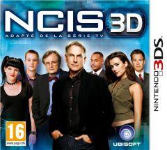Jaquette de NCIS Nintendo 3DS