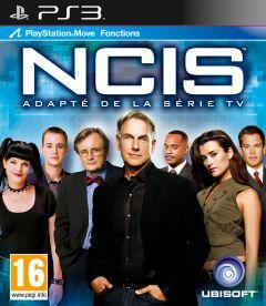 Jaquette de NCIS PlayStation 3