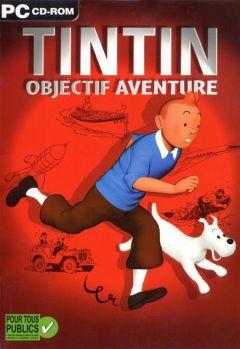 Jaquette de Tintin : Objectif Aventure PC