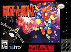 Jaquette de Bust-A-Move (Super Nes) Super NES