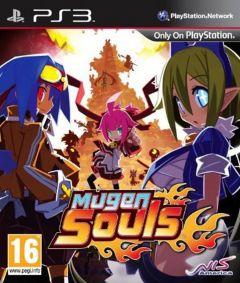 Jaquette de Mugen Souls PlayStation 3