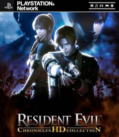 Jaquette de Resident Evil Chronicles HD Collection PlayStation 3