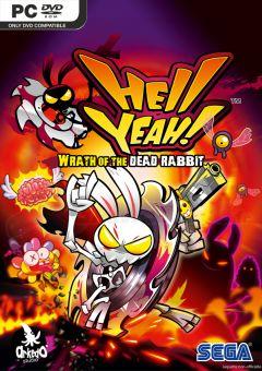 Jaquette de Hell Yeah! La Fureur du Lapin Mort PC