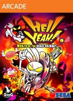Jaquette de Hell Yeah! La Fureur du Lapin Mort Xbox 360