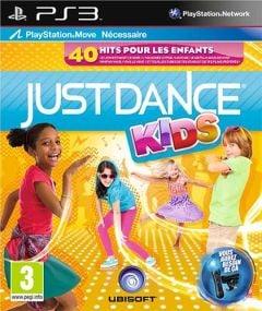 Jaquette de Just Dance Kids PlayStation 3