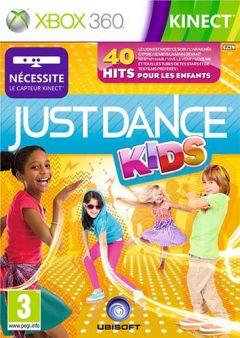 Jaquette de Just Dance Kids Xbox 360