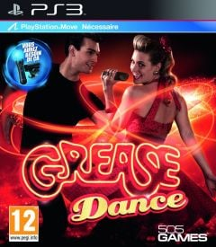 Jaquette de Grease Dance PlayStation 3
