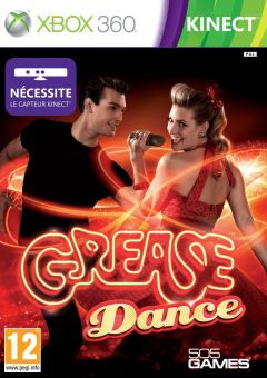 Jaquette de Grease Dance Xbox 360