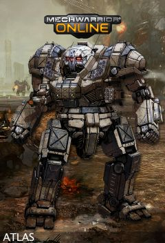 Jaquette de MechWarrior Online PC