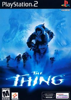 Jaquette de The Thing PlayStation 2