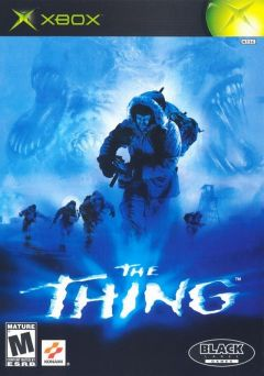 Jaquette de The Thing Xbox