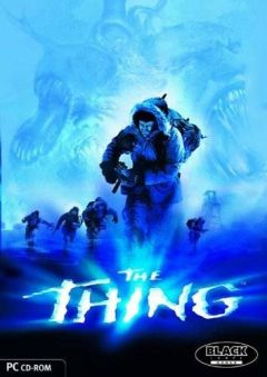 Jaquette de The Thing PC
