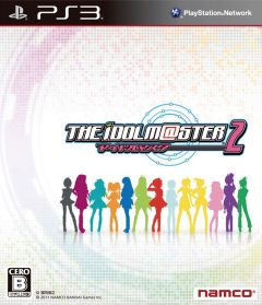 Jaquette de The Idolmaster 2 PlayStation 3