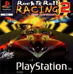 Jaquette de Rock N' Roll Racing 2 : Red Asphalt PlayStation