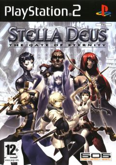 Jaquette de Stella Deus : The Gate of Eternity PlayStation 2