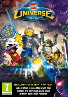 Jaquette de LEGO Universe PC