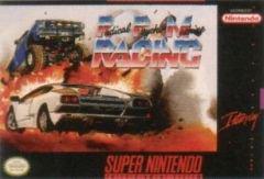 Jaquette de RPM : Radical Psycho Machine Racing Super NES