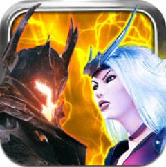 Jaquette de Blades of Fury iPhone, iPod Touch