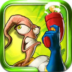 Jaquette de Earthworm Jim iPad