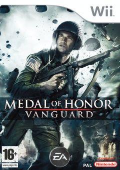 Jaquette de Medal of Honor Avant-garde Wii