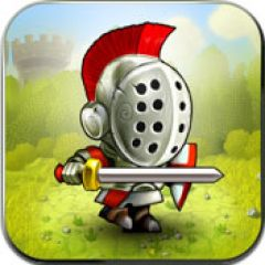 Jaquette de A Quest Of Knights Onrush iPhone, iPod Touch