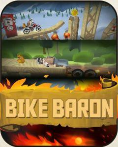 Jaquette de Bike Baron iPad