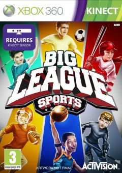 Jaquette de Big League Sports Xbox 360