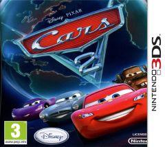 Jaquette de Cars 2 Nintendo 3DS