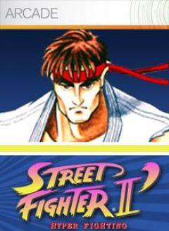 Jaquette de Street Fighter II' Turbo: Hyper Fighting Xbox 360