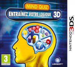 Jaquette de Mind Quiz : Entraînez Votre Logique 3D Nintendo 3DS