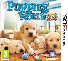 Jaquette de Puppies World 3D Nintendo 3DS