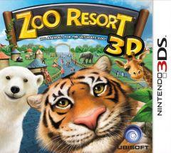 Jaquette de Zoo Resort 3D Nintendo 3DS