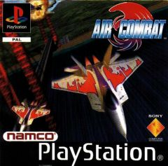 Jaquette de Air Combat PlayStation