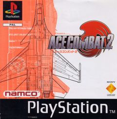 Jaquette de Ace Combat 2 PlayStation