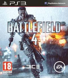 Jaquette de Battlefield 4 PlayStation 3