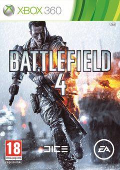 Jaquette de Battlefield 4 Xbox 360